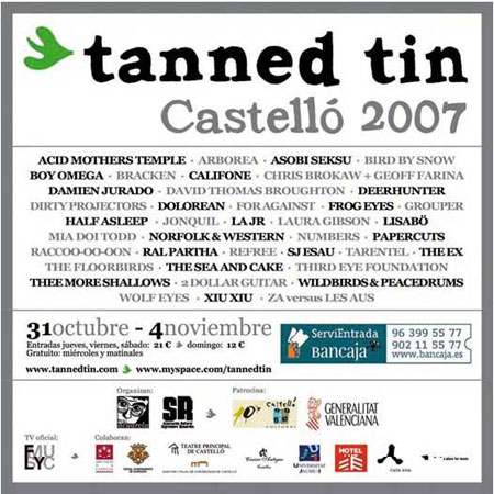 Cartel del Tanned Tin