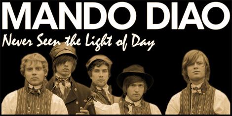 Foto promocional del nuevo disco de Mando Diao