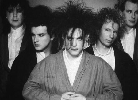 El grupo The Cure