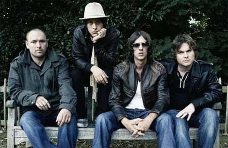 El grupo The Verve