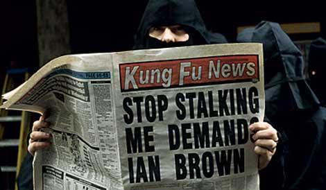 Imagen promocional de Ian Brown