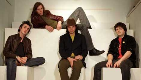 El grupo Supergrass