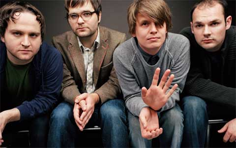 El grupo de Seattle Death Cab for Cutie