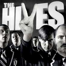La banda The Hives
