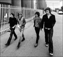 El grupo británico The Kooks