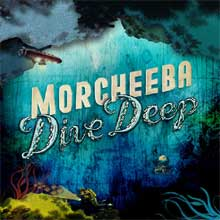Portada del nuevo cd de Morcheeba, Dive Deep