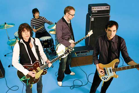 Los estadounidenses Fountains of Wayne