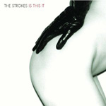 Portada del disco de The Strokes Is this it