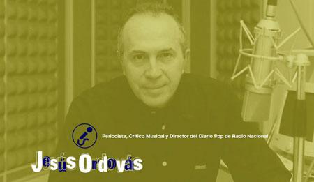 Jesús Ordovas de Diario Pop