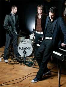 El trio Keane