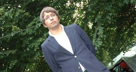 El cantante sueco Peter Moren