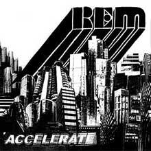 Portada del nuevo disco de REM