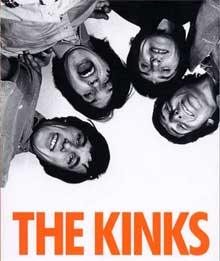 El grupo londinense The Kinks