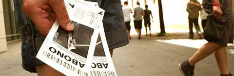 Imagen promocional del Sonar 2008