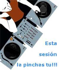 Ilustración de un DJ