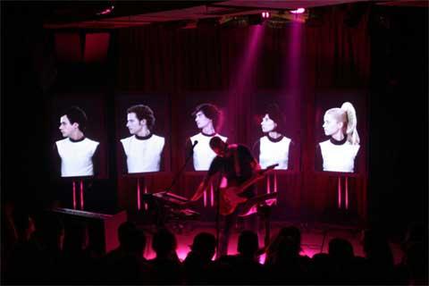 Imagen del concierto de La Casa Azul en Madrid del pasado noviembre