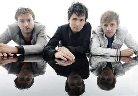 El grupo Muse