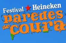 Logo del festival Paredes de Coura