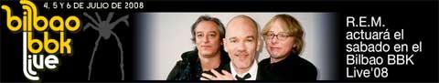 R.E.M. al BBK Live