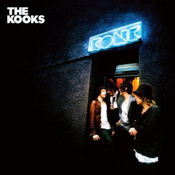 Portada del nuevo disco de The Kooks