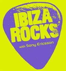 Logo del festival Ibiza Rocks