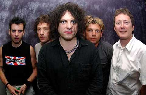 El grupo de musica The Cure