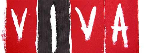 Imagen promocional del Viva la Vida de Coldplay