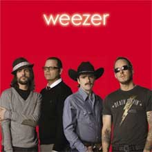 Portada del The Red Album de Weezer