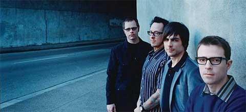 El grupo Weezer