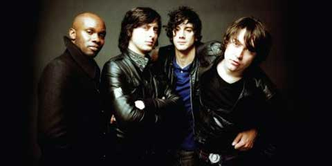 El grupo Dirty Pretty Things