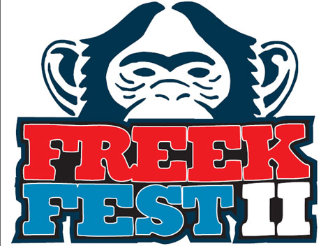 Logo del Freek Fest