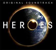 Caratula de la banda sonora de Heroes