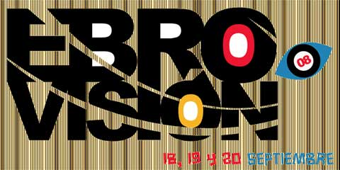 Imagen promocional del Ebrovisión 2008