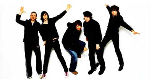 El grupo Primal Scream