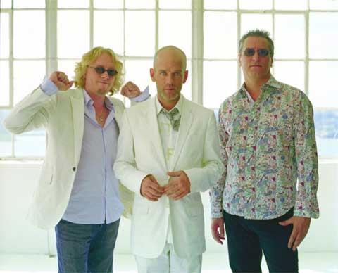 El grupo de R.E.M.