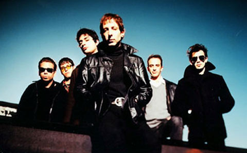El grupo Mercury Rev