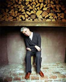 El cantante David Byrne