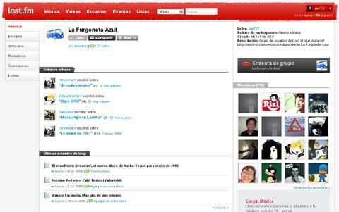 Nueva imagen de Last.fm