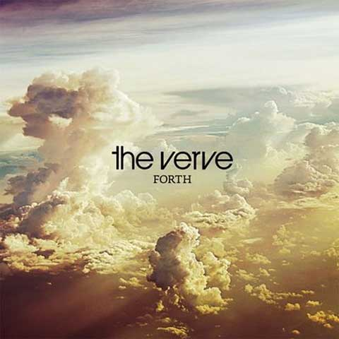 Portada del Forth de The Verve
