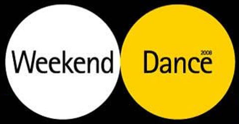 Logo del Weekend Dance 2008