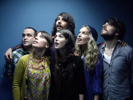 El grupo madrileño de folk Hola a Todo el Mundo
