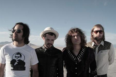 Imagen del grupo The Killers