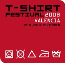 Logo del T-Shirt Festival 2008