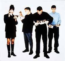 El grupo New Order en sus primeros años