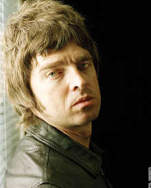 El componente de Oasis Noel Gallagher