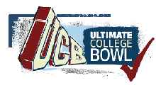Logo del Ultimate College Bowl