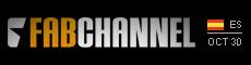 Logo de Fabchannel en español