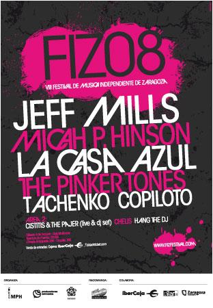 Festival independiente de Zaragoza 2008