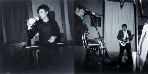 Los Franz Ferdinand en el estudio de grabación