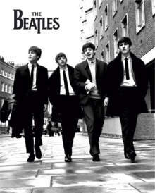 El grupo The Beatles